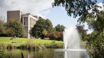 University of Bath campus