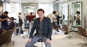 Richard Ward - hairdressing royalty