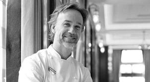 Marcus Wareing - the master chef