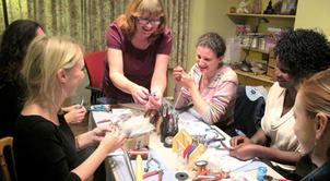 Birgit Barrett – the jewellery teaching gem
