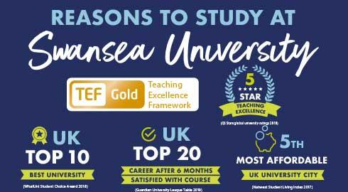 Top reasons to study with us
